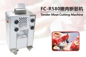 2017 FC-R580 Meat Tender Machine Beef Tenderizer Machine Tender Meat Cutting Machine pictures & photos