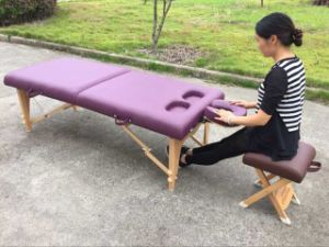 Special Massage Table for Women Good to Their Health pictures & photos