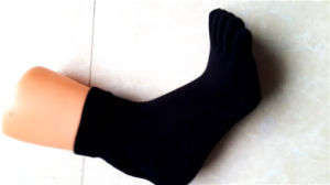 Neuropathy Therapy Socks Cushions and Comforts Painful Feet Socks pictures & photos