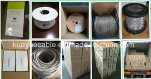 Data Cable Insulation 2X2X24AWG Telephone Cable pictures & photos