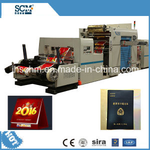 Notebook Cover/Plastic Cover/ Calender Cover Stamping Machine pictures & photos