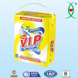 Customized High Quality Competitive Price VIP Laundry Washing Detergent Powder pictures & photos