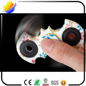 Colorful Avengers Superhero Bat Finger Reliefing Pressure Spinner pictures & photos