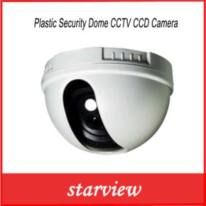 Plastic Security Dome CCTV CCD Camera (SV60-D1142M/D11H60N) pictures & photos