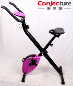 Popular Home Fitness Equipment Magnetic Exercise Bike pictures & photos