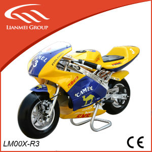 49cc 2 Stroke Mini Moto for Kids/Pocket Bike/Mini Cross Bike pictures & photos