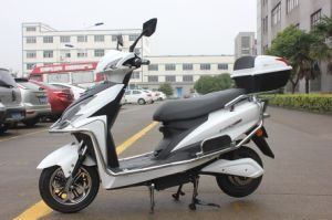 China Hot Selling Scooter Electric Motorcycle for Commuter Work pictures & photos