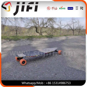 4 Wheelers Double Motor Smart Balance Skateboard pictures & photos