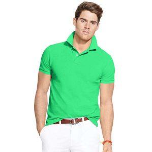 China Factory Custom Polo Shirt/Custom Men′s Cotton Golf Polo Shirt pictures & photos