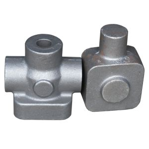 Engine Block Cast Iron Wrought Iron Garbage Can Valve Casting