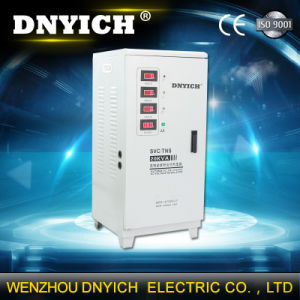Three Phase 30000va Automatic Voltage Regulator SVC-20kVA pictures & photos