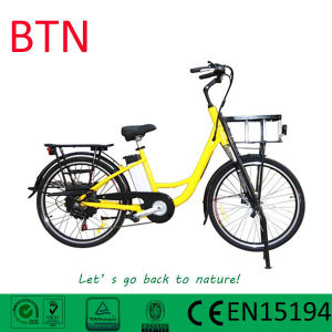 26inch Btn 48V500W Electric Cargo Bike pictures & photos