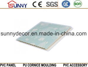 Printing PVC Ceiling Panel, Decorative Plastic Ceiling Panel for House Cielo Raso De PVC pictures & photos