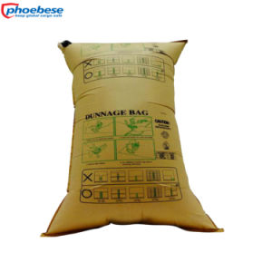Recycled Brown Dunnage Bags Kraft Paper for Protection of Glass pictures & photos