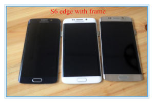 Mobile Smart Cell Phone LCD Touch Screen Displays Assembly for Samsung Galaxy S6 Edge Plus pictures & photos