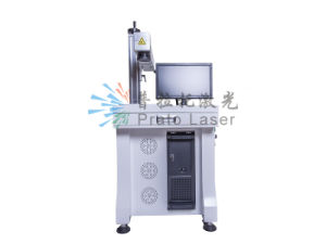 CO2 Laser Marking Machine for Wood, Leather, Paper pictures & photos