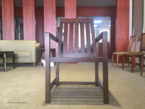 Wooden Outdoor Taple Chair for Drink Tea or Coffee pictures & photos