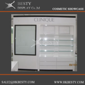 Customized Wall Cabinet for Dior Cosmetic Store pictures & photos