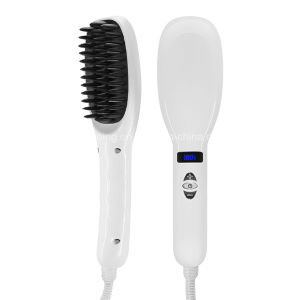 Hot Sell Hair Straightener Comb 60W Fast Ceramic Hair Straightener pictures & photos