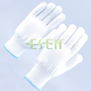 13 Gauge Polyester Knitted Gloves. Work Polyester Gloves, Winter Safety Gloves pictures & photos
