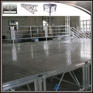 Aluminum Cheap Portable Outdoor Event Dance Stage pictures & photos