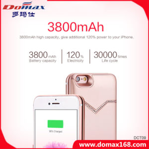 Mobile Phone Gadget for iPhone 6 Backup Battery Charger Case Power Bank pictures & photos