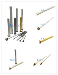 Zirconia Ceramic Piston/ Bushing/ Tube/ Pipe/ Sleeve for Water Jet Manufacturer pictures & photos