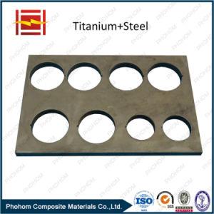 Titanium Bimetal Transition Joint / Titanium Clad Conductive Bar pictures & photos