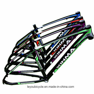 Top Quality Aluminum Alloy Cycle Bicycle Frames (ly-a-178) pictures & photos