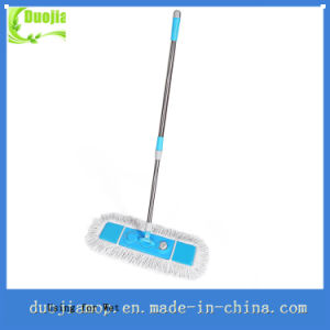Mop Refill Microfiber and Cotton Flat Mop pictures & photos
