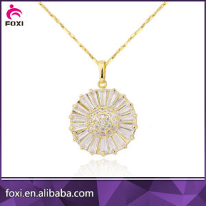 Guangxi Wuzhou Flower Necklace Good Price pictures & photos