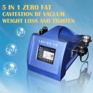 5 in 1 Ultrasonic Cavitation Liposuction Slimming Fitness&Nbsp; Equipment pictures & photos
