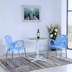 Plastic Chair Aluminum Table Garden Furniture Sets (SP-CT842) pictures & photos