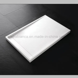 Bathroom Furniture Acrylic Resin Shower Tray (PB3081) pictures & photos