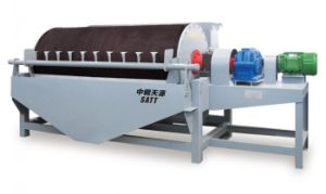 Scts Series Quartz Sand Deironing Magnetic Separator (Pre-separation) pictures & photos