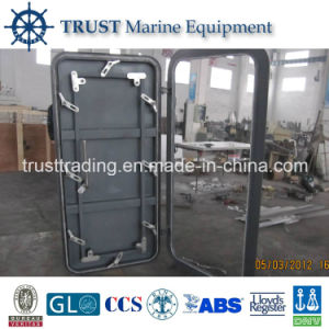 Marine Boat Cabin Weathertight A60 Fireproof Doors for Ships pictures & photos