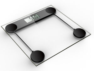 Transparents Glass Bathroom Scale (81500) pictures & photos