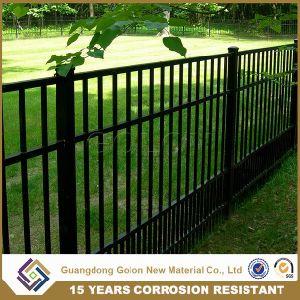 Garden Decoration Powder Coated Iron Craft Aluminum Garden Fence pictures & photos