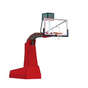 Customized Luxury Electric Hydraulic Basketball Hoop for Competition pictures & photos