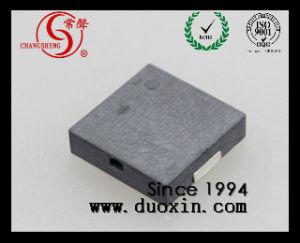 12*12*3.0mm 3V 5V 12V 80dB Dxp1212030 SMT SMD Piezo Buzzer pictures & photos