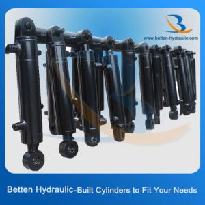 3 Inch High Pressure Standard Hydraulic Lifting Cylinder pictures & photos