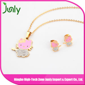 Fine Fancy Gold Necklace Pendant Short Chain Necklace pictures & photos