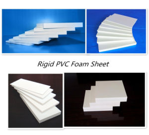 White PVC Foamex Free Foam Board Water-Proof material pictures & photos