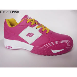 2017 New Sport Shoes, PU Casual Shoes, Style No.: Running Shoes-1707 Zapato pictures & photos