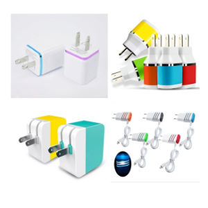 Travel Chager 5V 1A 2A Home Micro USB Wall Charger pictures & photos