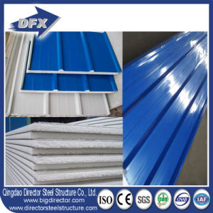 Corrugated Steel Sandwich Panels for Exterior Wall pictures & photos
