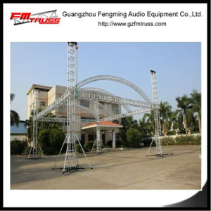 Curved Design Roof Truss System for Concert Event Show pictures & photos