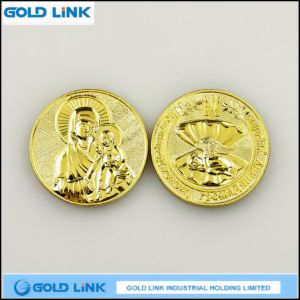 Antique Gold Medal 3D Custom Coins Embossed Badge Coins Commemorative pictures & photos