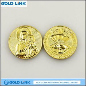 Golden Coin Custom Metal Crafts Challenge Coin Souvenir pictures & photos