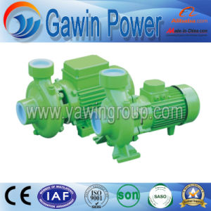 Quality Warranty Electric Self-Priming Sewage Pump pictures & photos